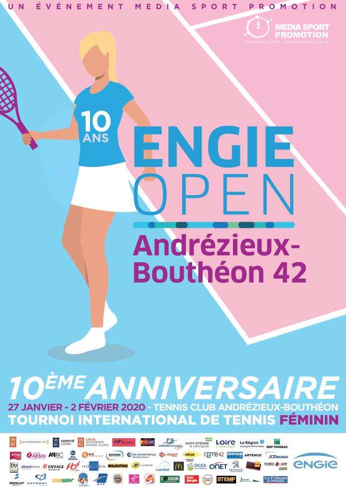 Open féminin CARTE D/'ANNIVERSAIRE BN